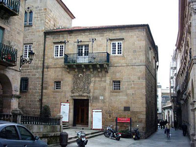 Archiological Museum at Ourense