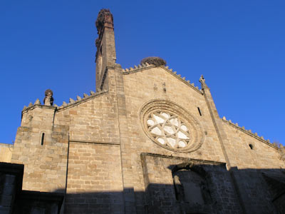 Church at Plasencia